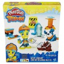 ĐẤT NẶN PLAYDOH ROAD WORKER (USA)